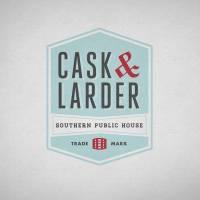 Cask & Larder Logo