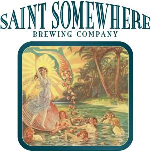 Saint Somewhere Brewing Company Logo