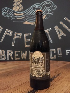 """Seasonal Relief"" marks Coppertail's first bottle release."