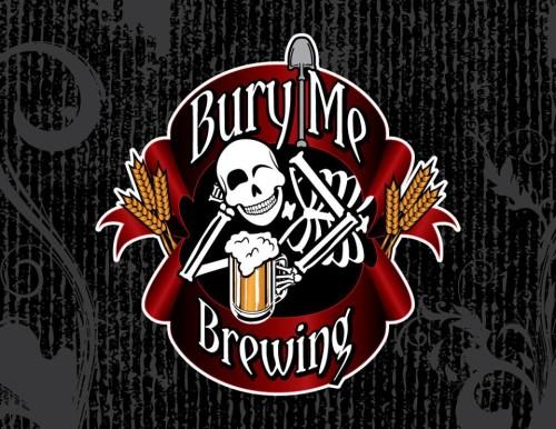 Bury Me Brewing logo