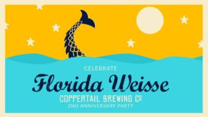 Coppertail Brewing 2nd Anniversary