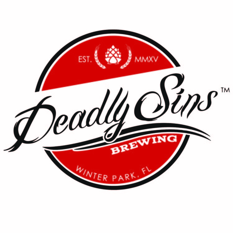 Deadly Sin Brewing Logo
