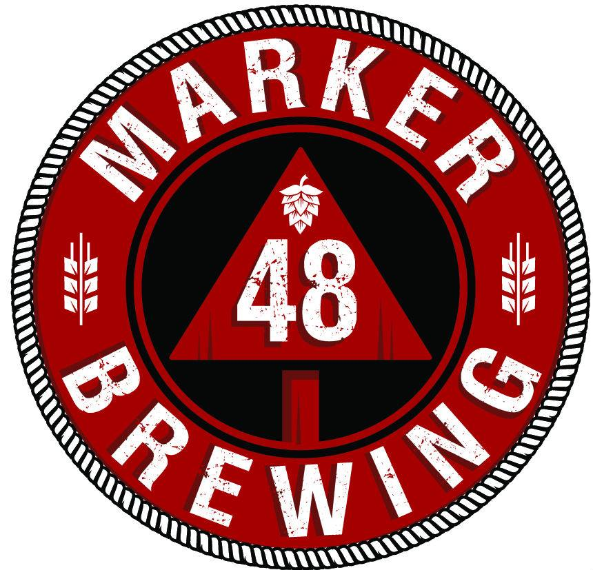 Marker 48 Brewing logo