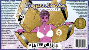 Hourglass Brewery La Fee Dragee