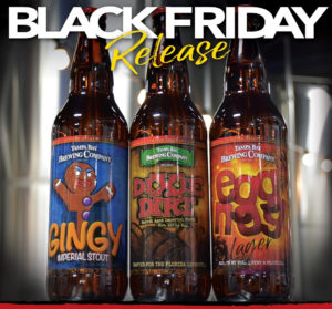 Tampa Bay Brewing Company bottle release