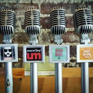 Rock Brothers Mics