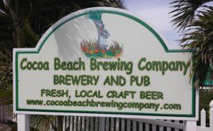 Exterior Cocoa Beach Brewing Company