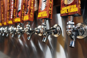 Cigar City Brewing Taps