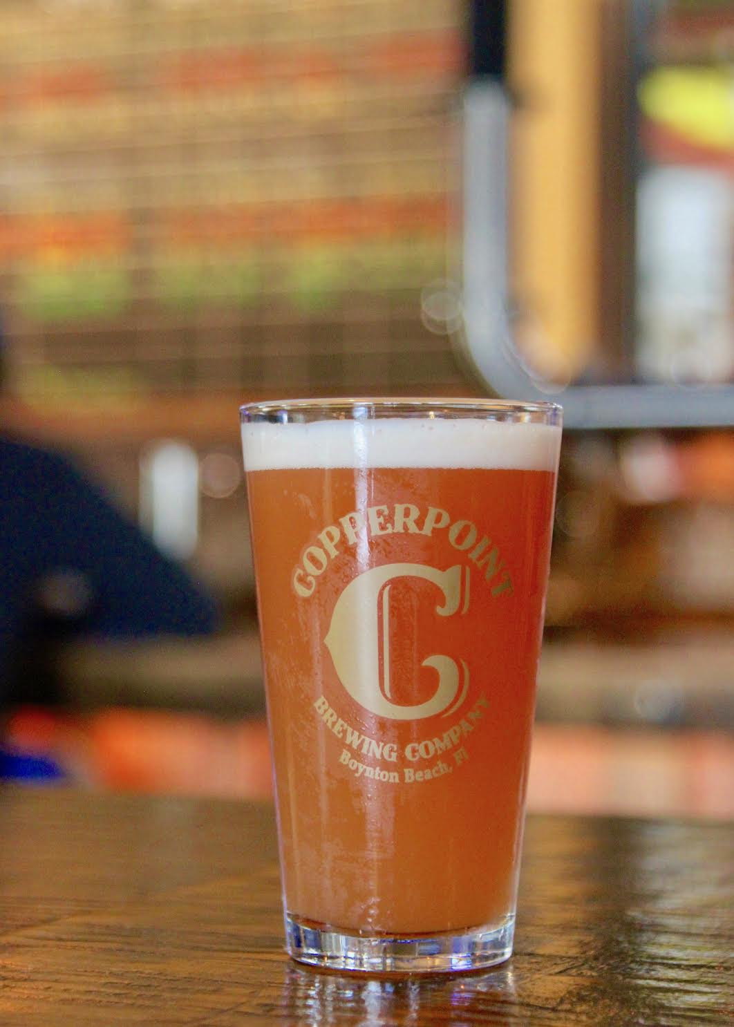 Copperpoint Brewing Pint