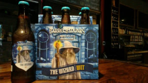 Barrel of Monks Brewing Wizard Wit