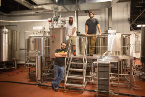 NightLife Brewing Team