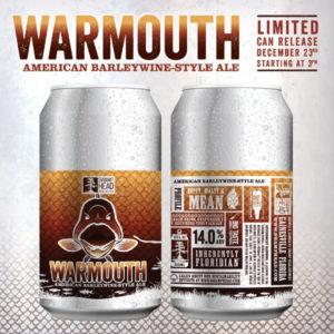 Swamp Head Brewery Warmouth Barleywine