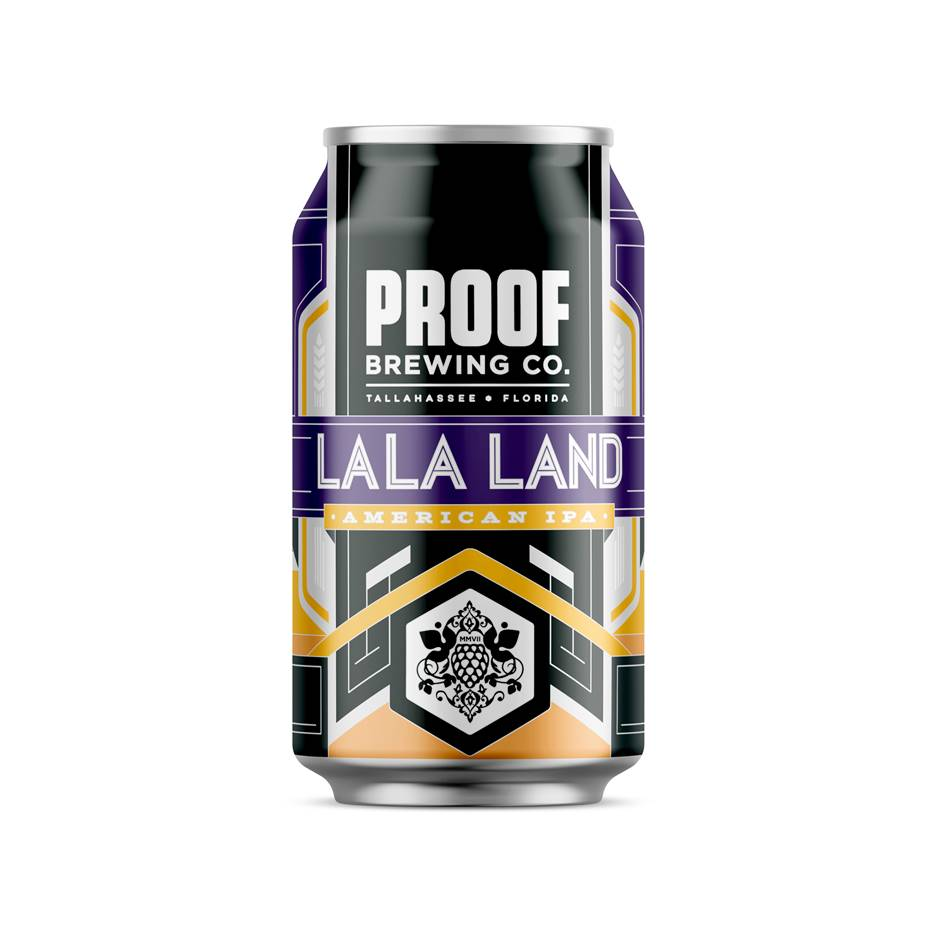 Proof Brewing La La Land IPA