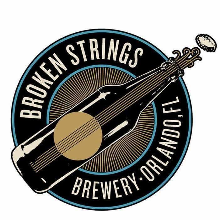 Broken Strings Logo