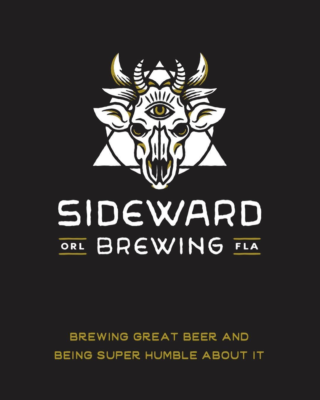 Sideward Brewing Logo