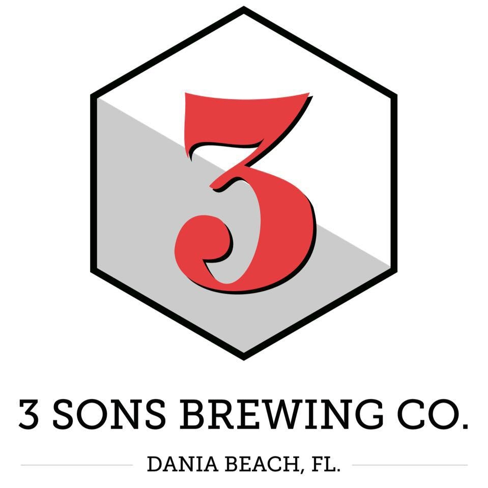 3 Sons Brewing Company Logo