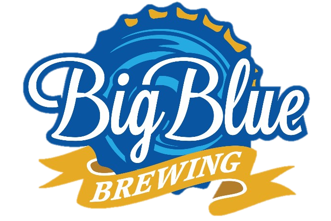 Big Blue Brewing logo