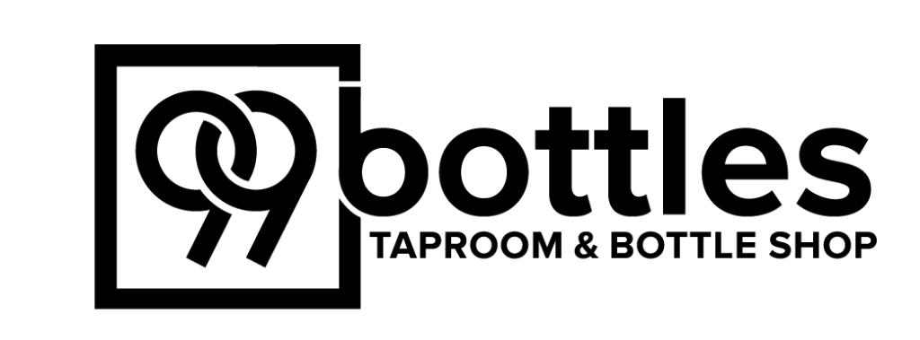 Logo de 99 bouteilles mince