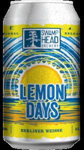 Swamp Head Brewery Lemon Days