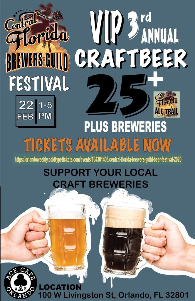 Central Florida Brewers Guild Fest