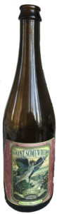 Saint Somewhere Saison Athene Bottle