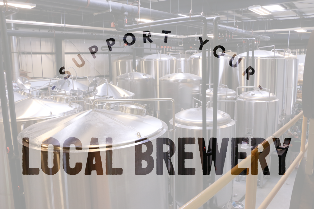 Support your local brewery image