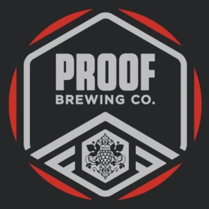 Proof Brewing Logo 2020