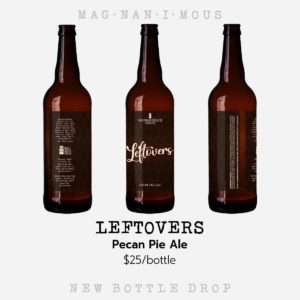 Magnanimous Brewing Leftovers