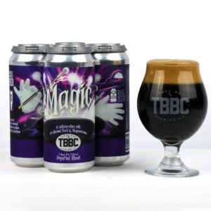 Tampa Bay Brewing Company Magic Imperial Stout