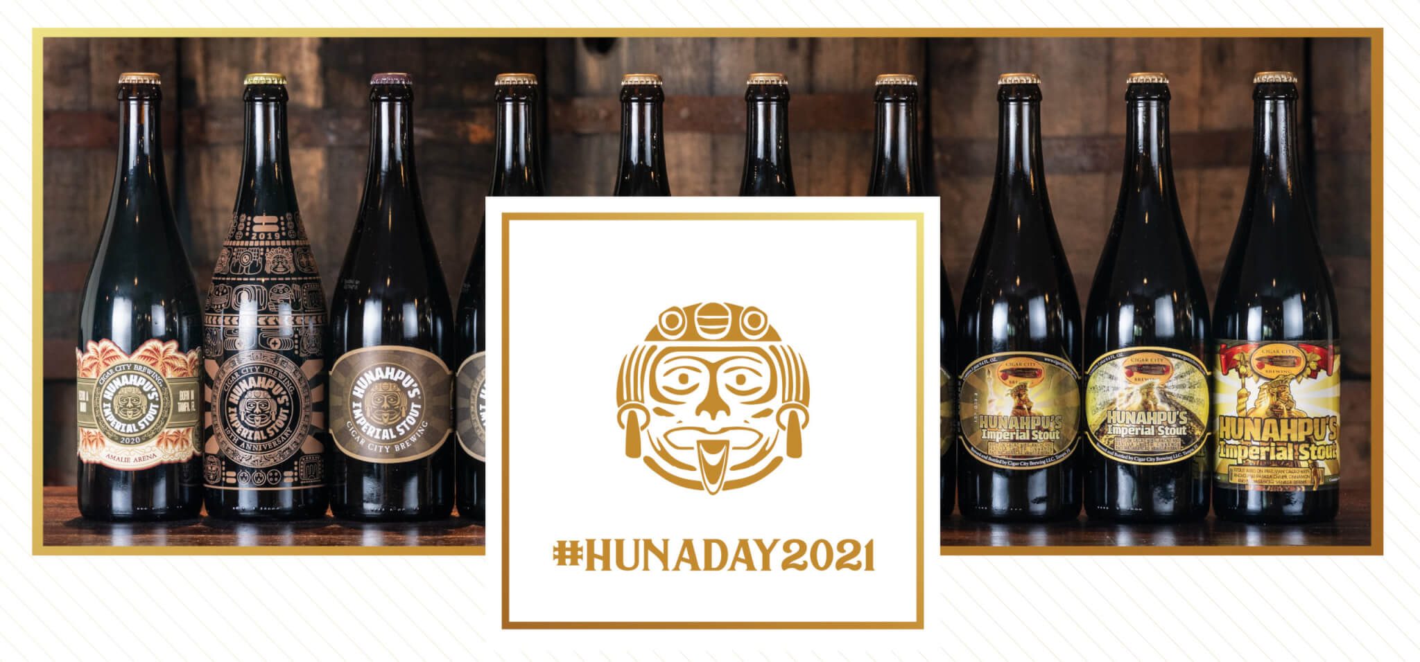 Hunahpu 2021 Banner
