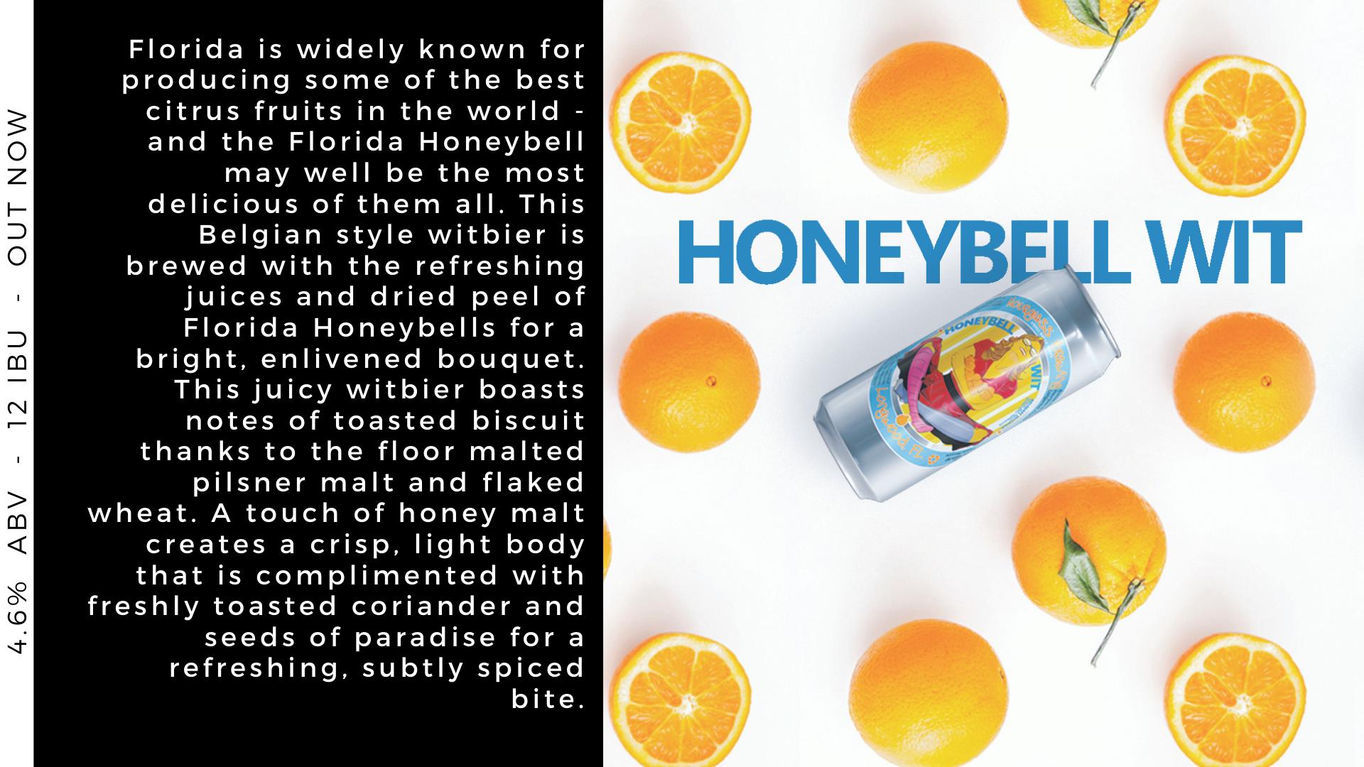 Hourglass Honeybell Wit
