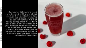 Hourglass Raspberry Wheat