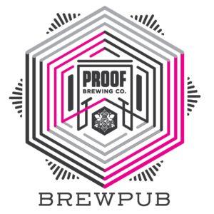 Proof Brewpub Logo