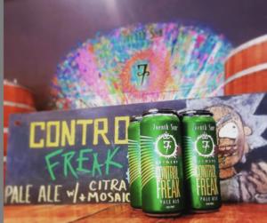 7venth Sun Control Freak Pale Ale