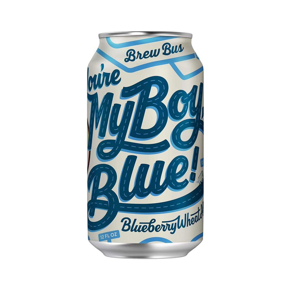 Brew Bus Brewing Youre My Boy Blue