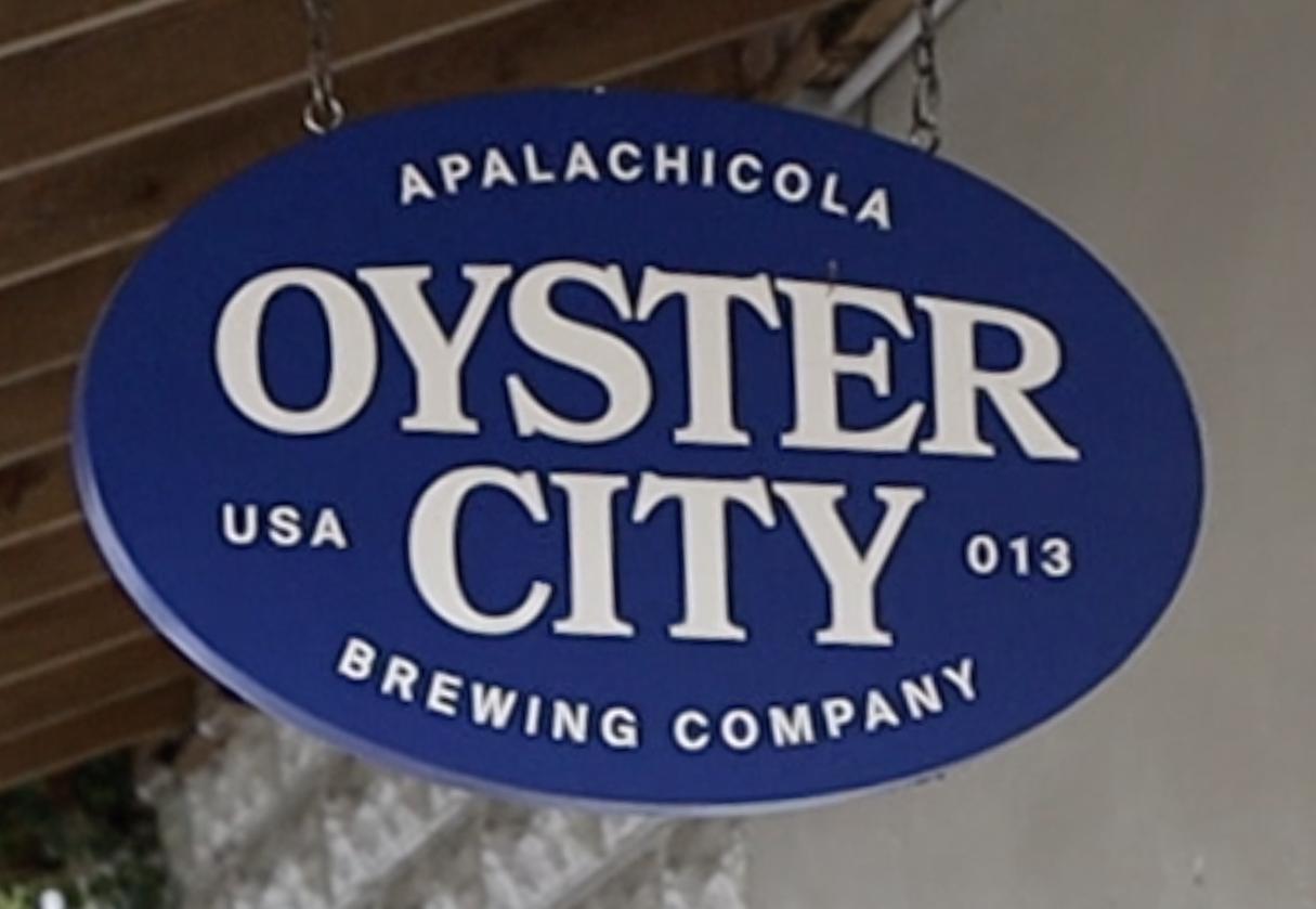 Apalachicola OCBC Sign