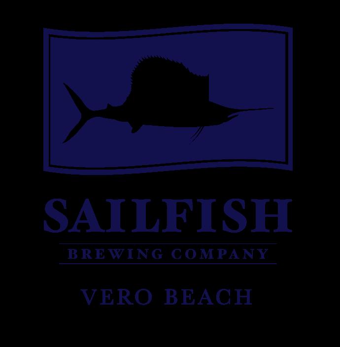 Sailfish Brewing Vero Logo