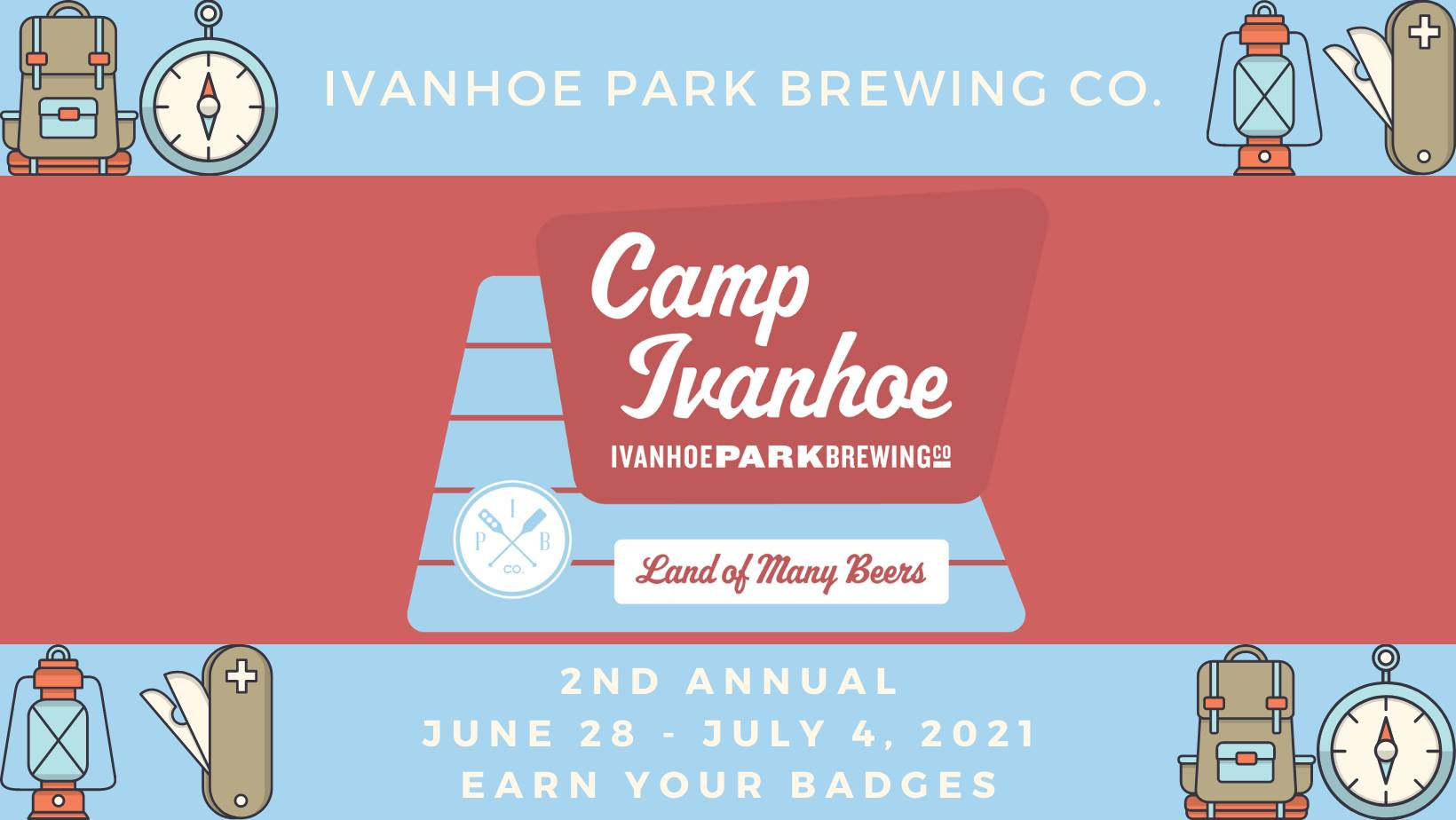Camp Ivanhoe logo