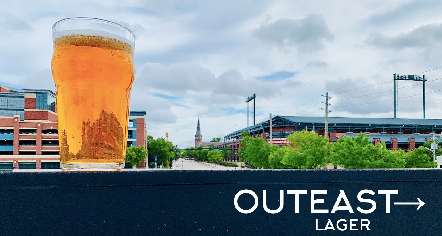 Intuition Ale Works OutEast Lager