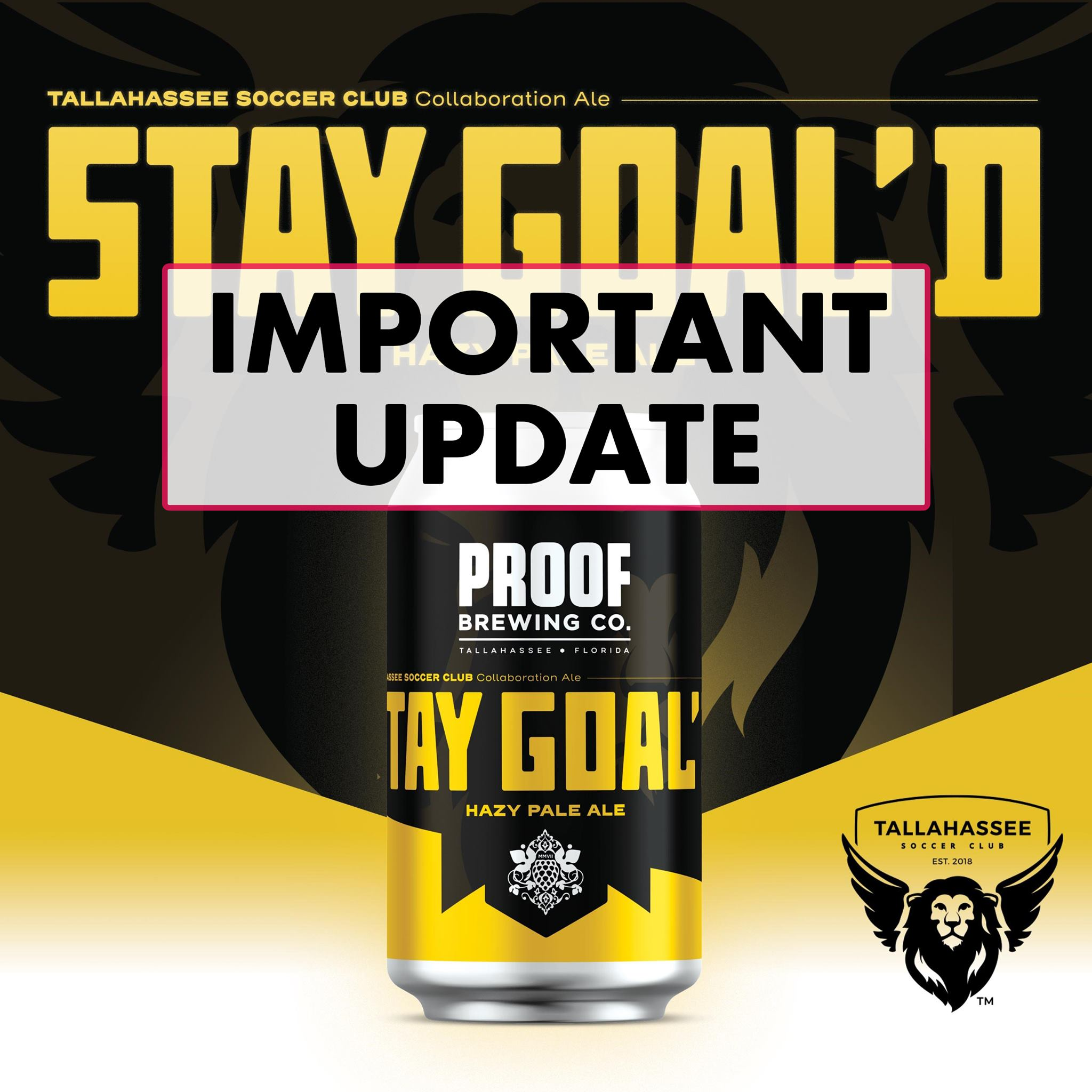 Proof Brewing Stay Goald
