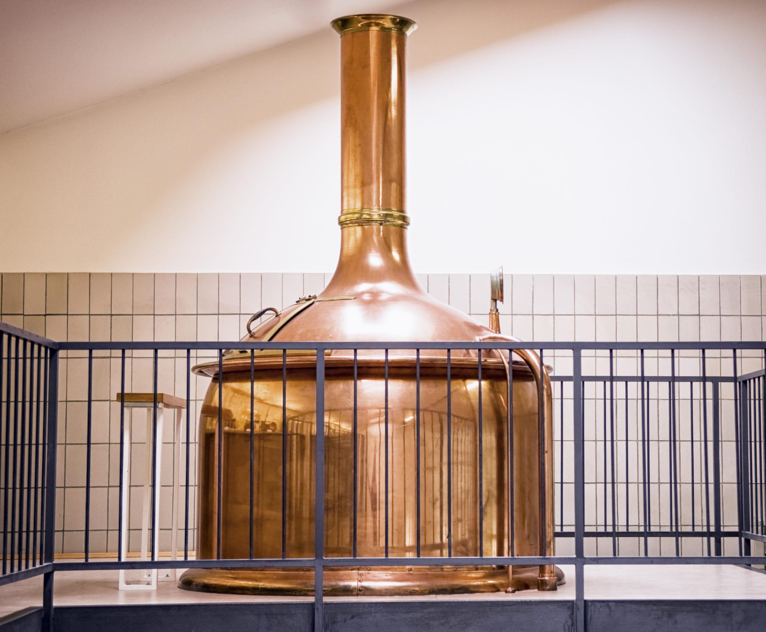 Copper Brew Kettle