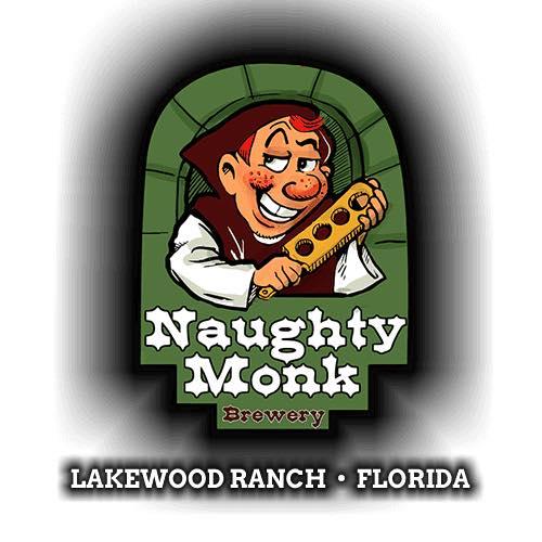Naughty Monk logo