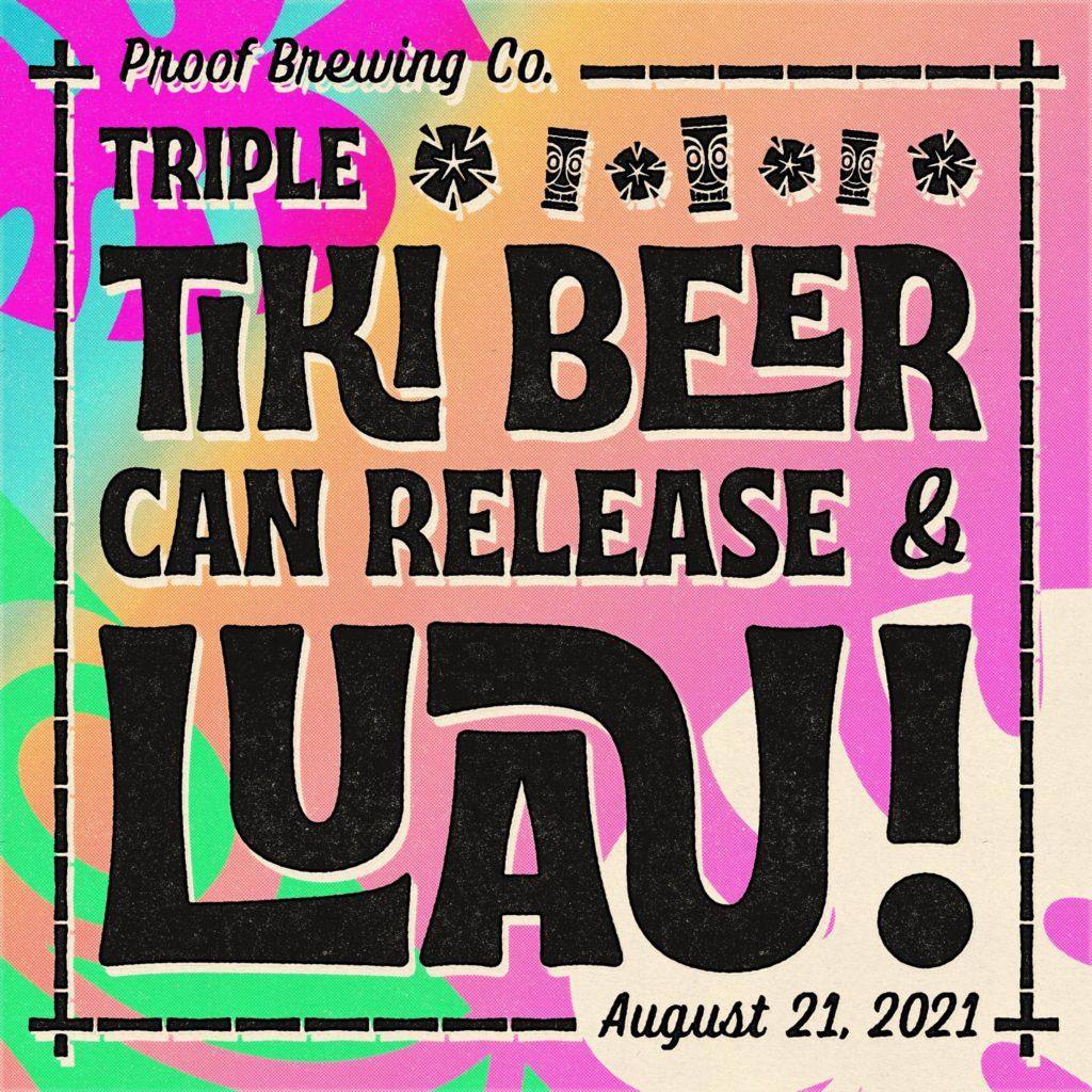 Tiki Beer Release