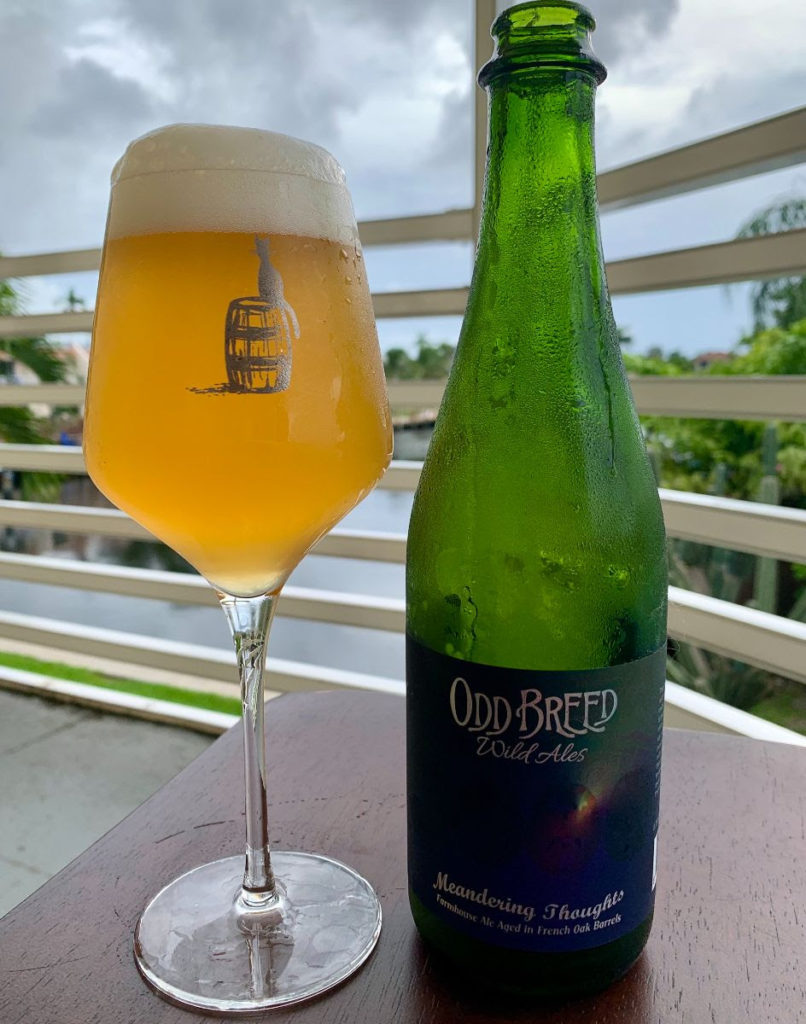 Odd Breed Meandering Thoughts Saison