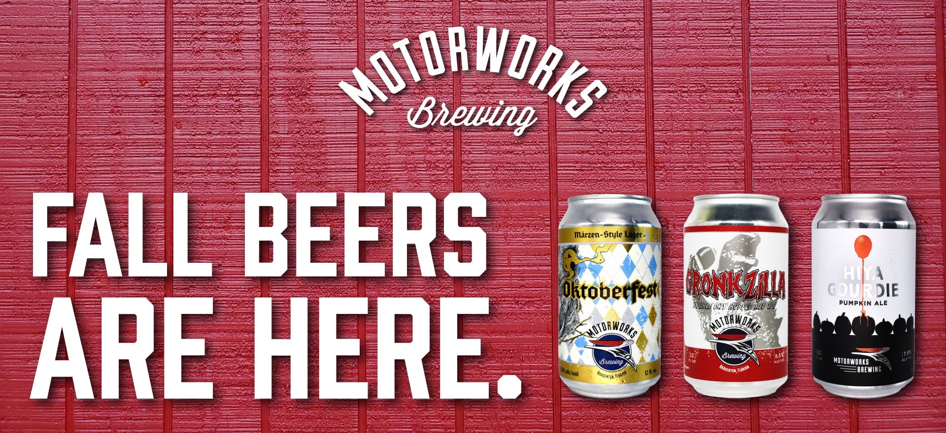 Motorworks Beers of Fall