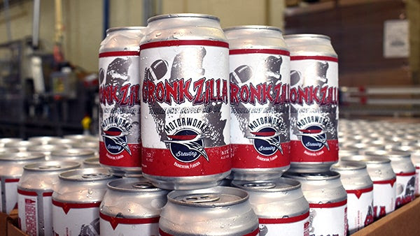 Motorworks Gronkzilla Cans