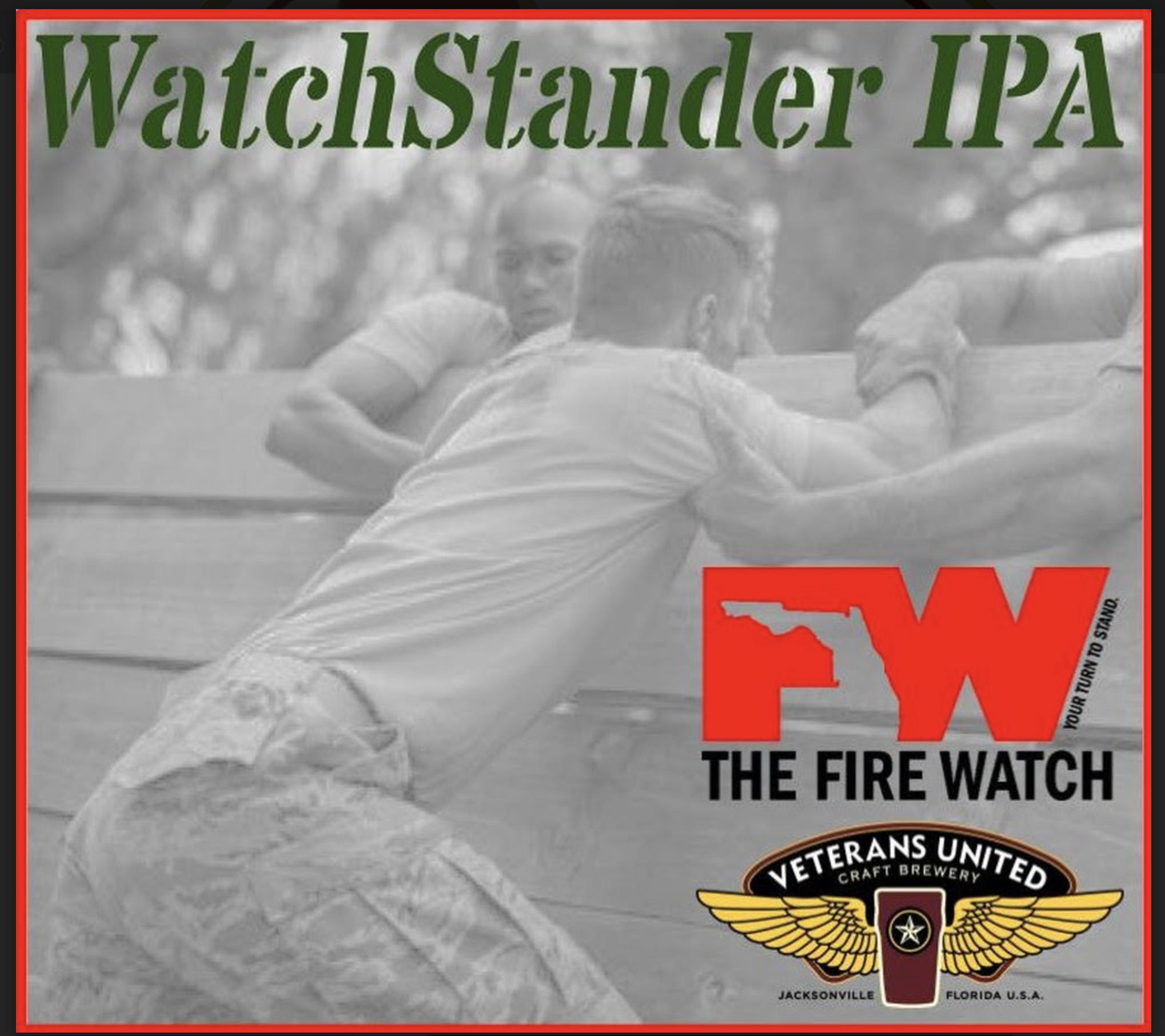 Veterans United Brewery The WatchStander IPA